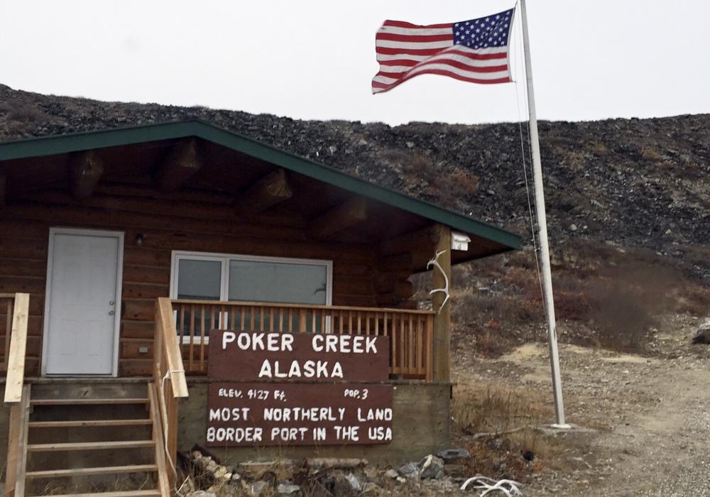Endlich im Norden. Der Start. Alaska.